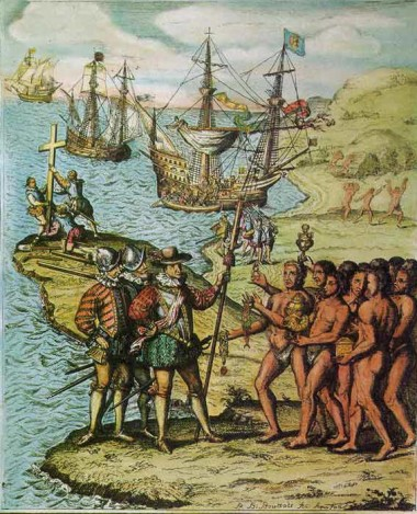 Columbus-second-voyage